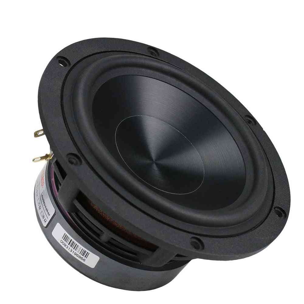 5.25-inch, 60w-hifi Woofer Speaker Unit