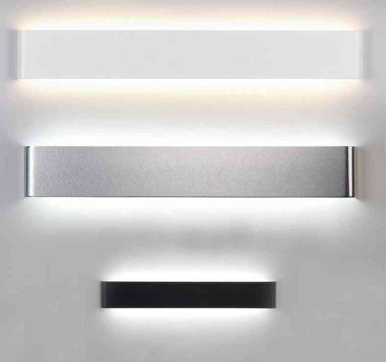 Rectangle Led Wall Lamp, Sconces Light For Living Room