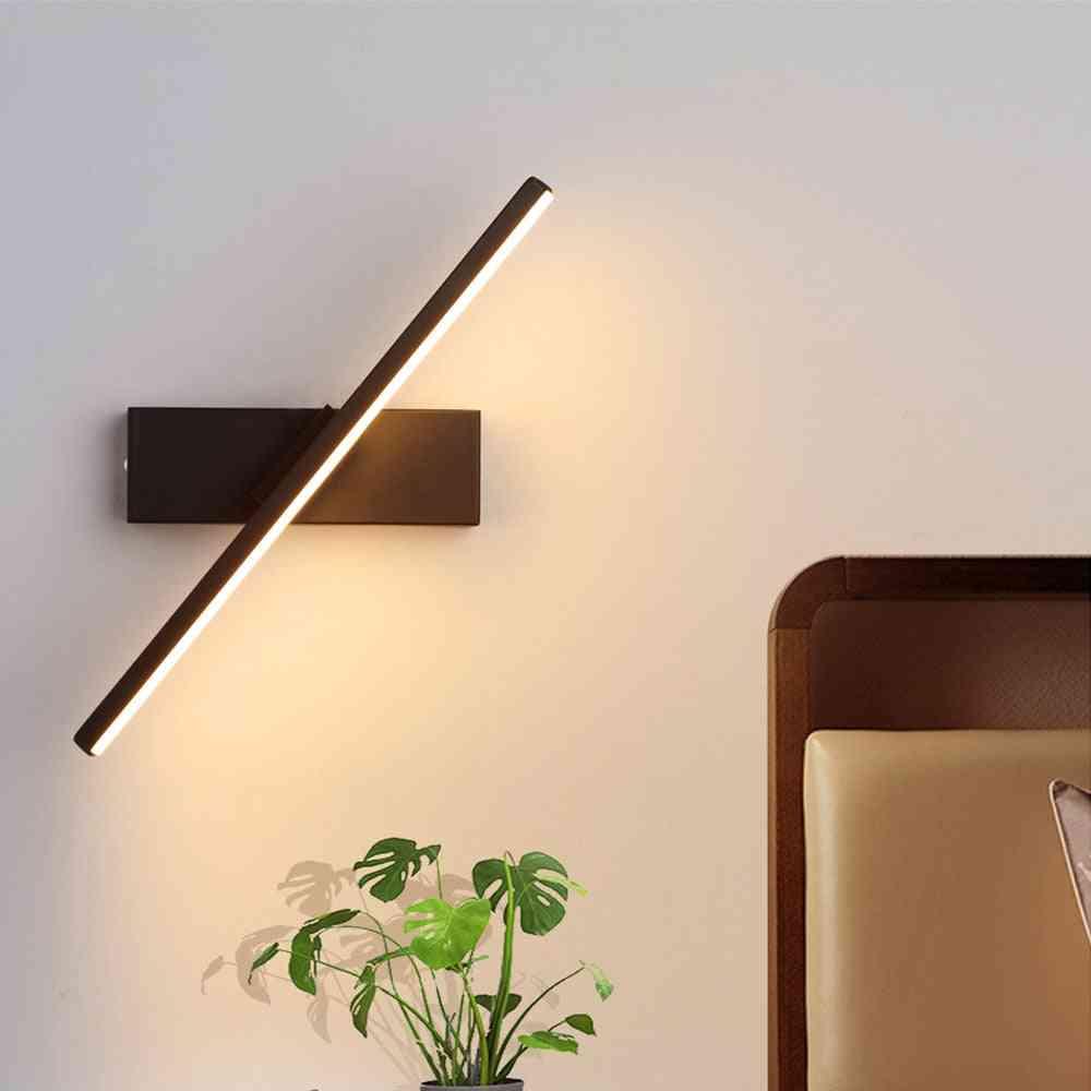 Wall Mounted, Led Adjustable Light For Living Room/bedroom/kitchen/bathroom