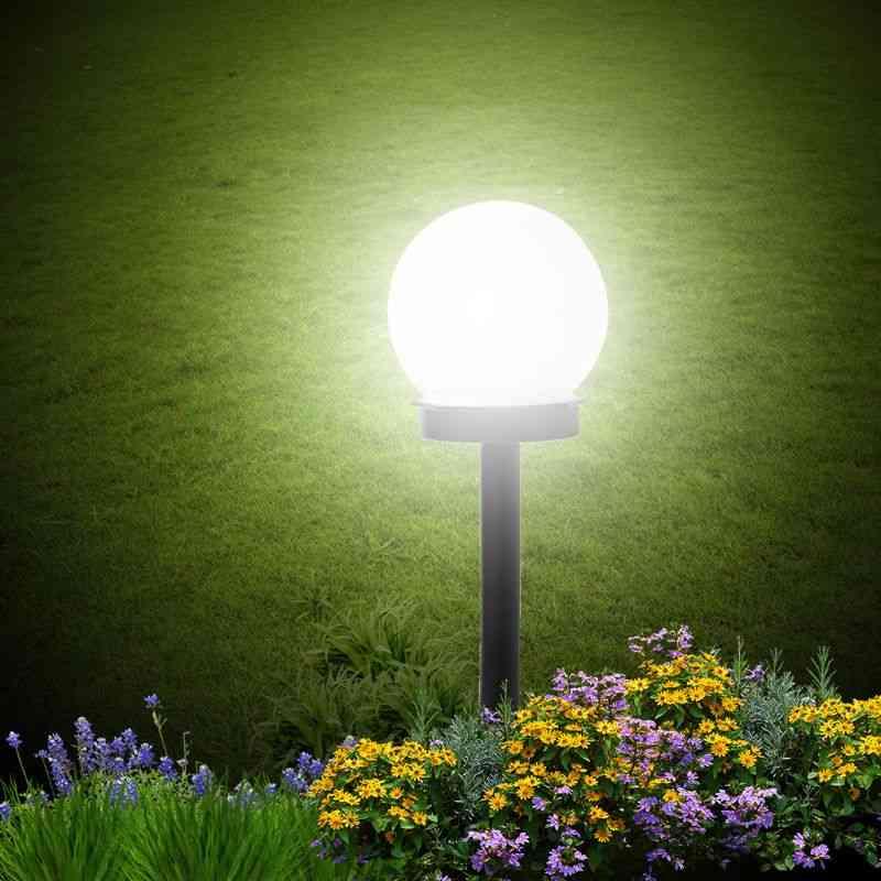Waterproof Solar Energy Landscape Led Lawn Lamps For Yard Garden Street