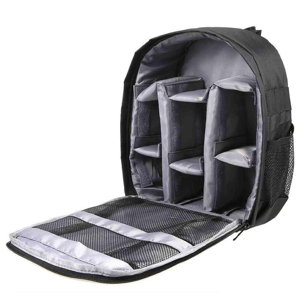 Multi Functional Camera Backpack Video Digital Dslr Bag - Waterproof Outdoor Photo Case