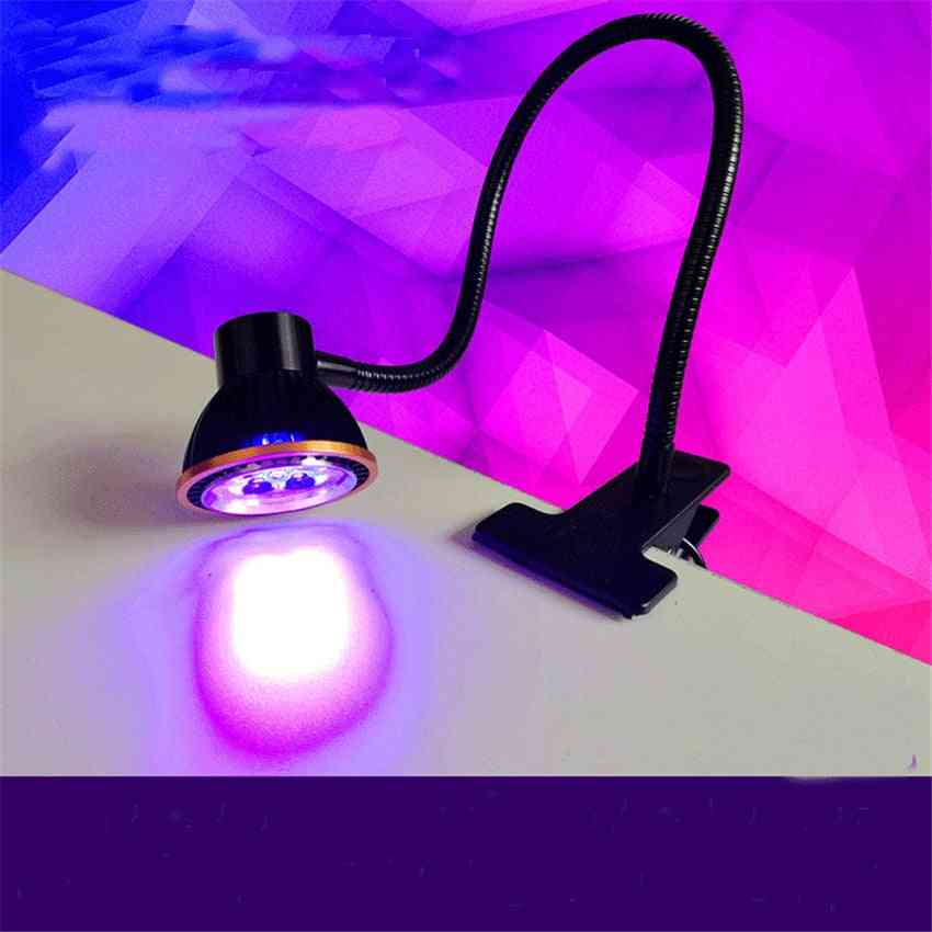 Ultraviolet Uf Nail Dryer Led- Uv Lamp For Shadowless, Green Oil Curing, Mobile Phone Repair, Banknote And So On.
