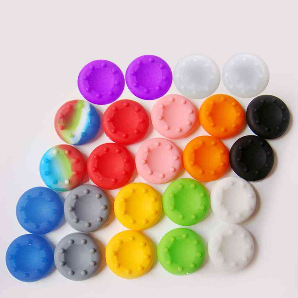 Silicon Thumb Stick Grips Caps For Ps4 - Pro