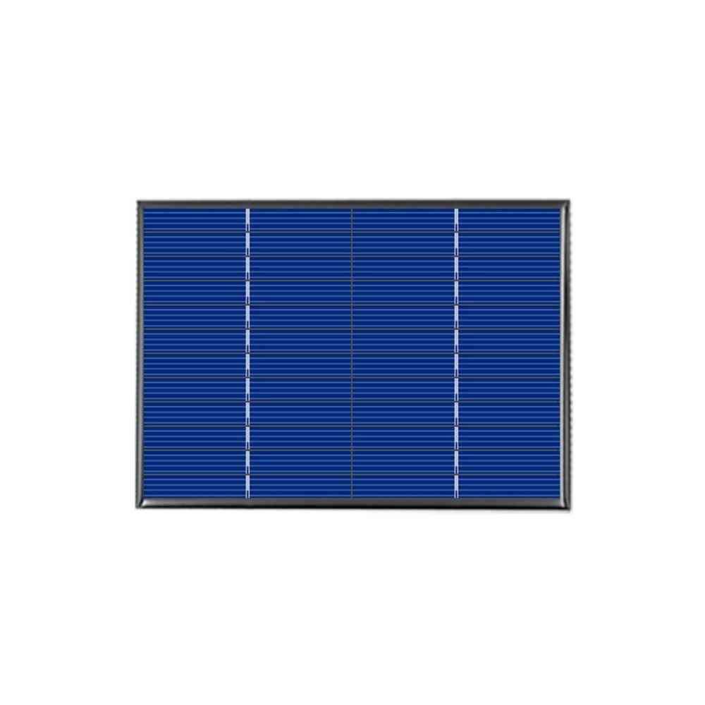 Polycrystalline Battery Silicon Solar Panel