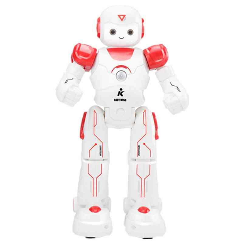 Intelligent Remote Control Interactive Robot With Led Lights For Children