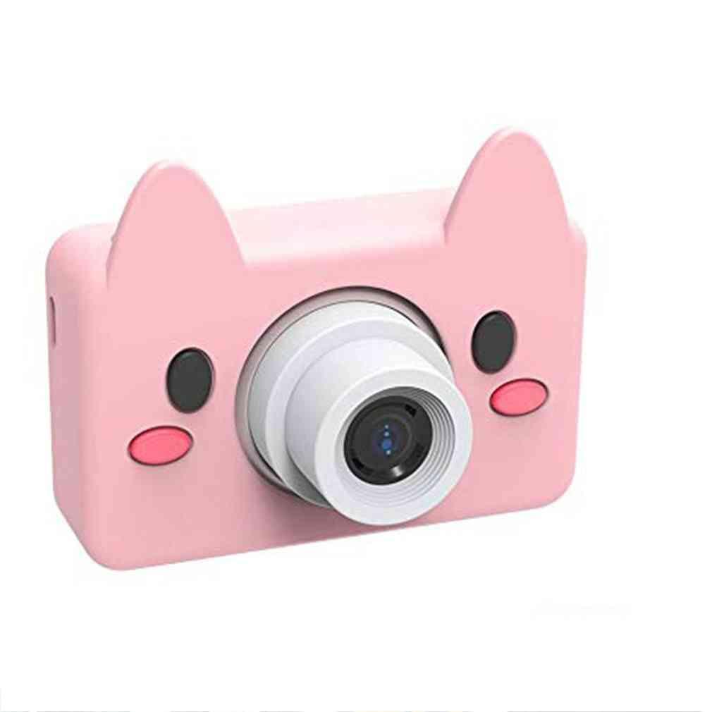 Girly Blinds Pink-pig, Digital Video Hd-camera