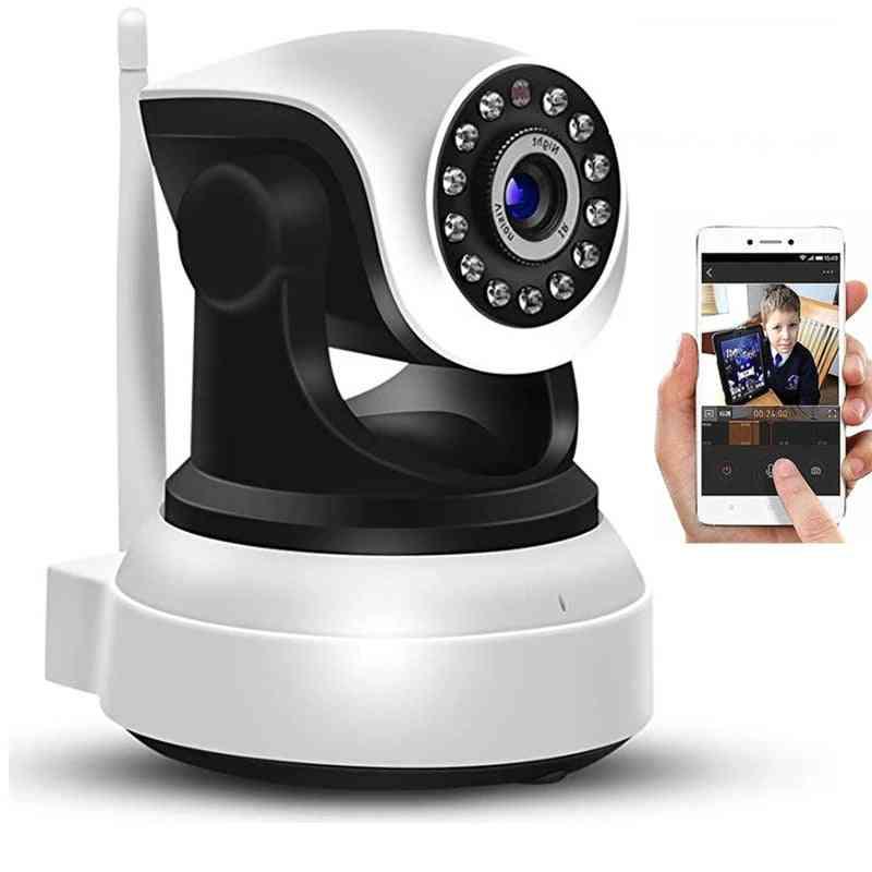 Wifi Ip-security 720p Hd Video, 360 Night-vision  Camera