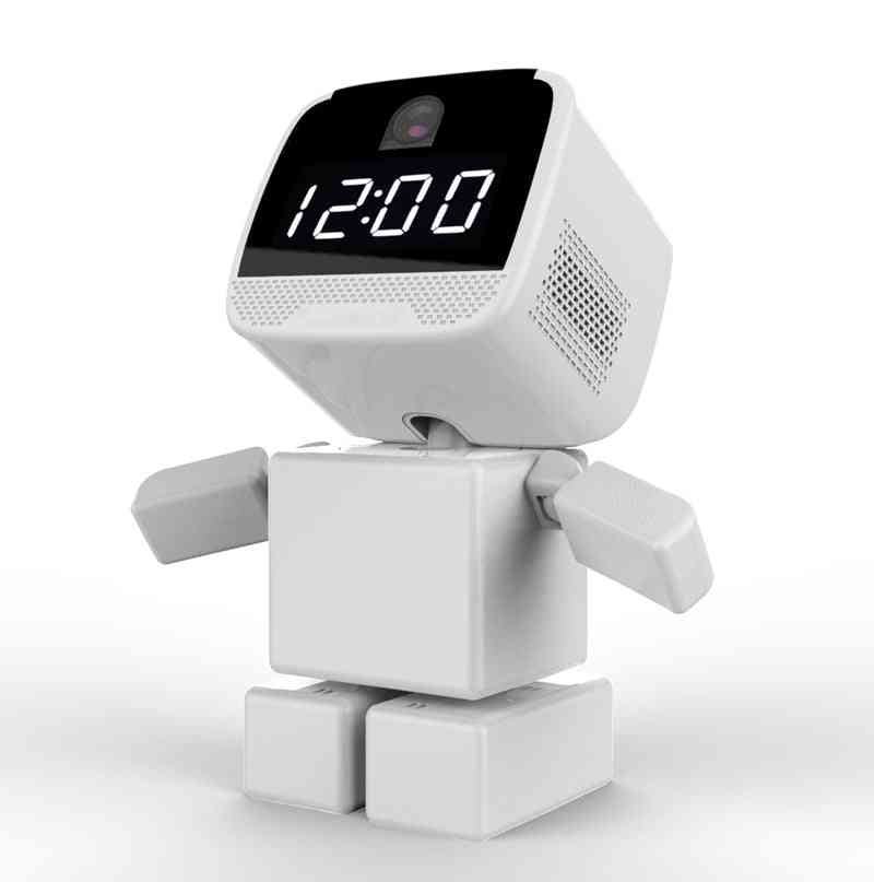 Wireless Square Block Robot With Wifi Camera