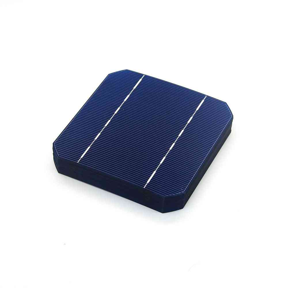 Square Cheap Mono Solar Cells-5x5 Grade A