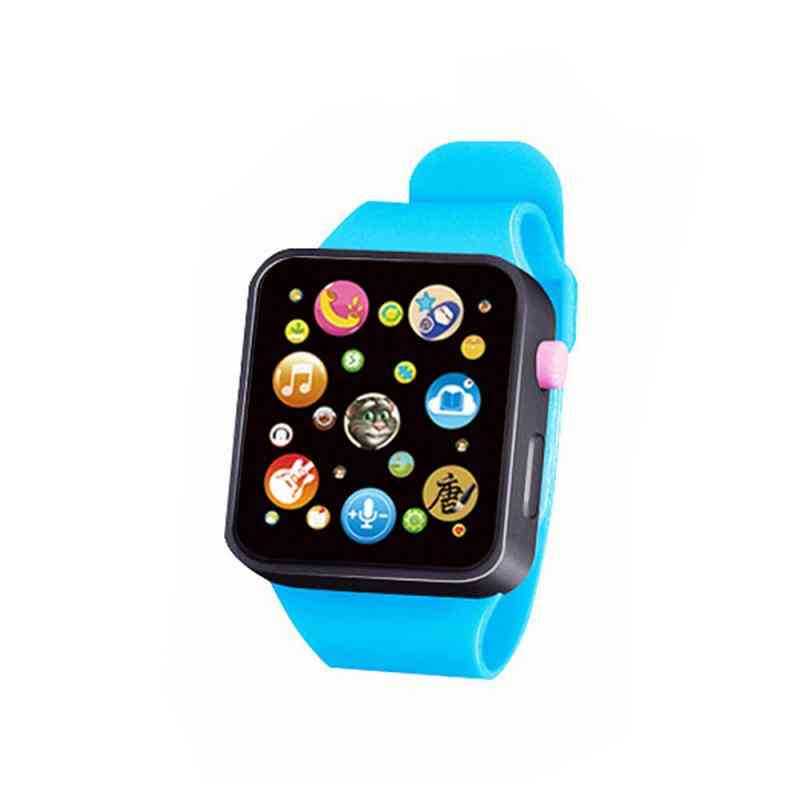Multifunctional Smart Digital Watch, Touch Screen Education For Kids