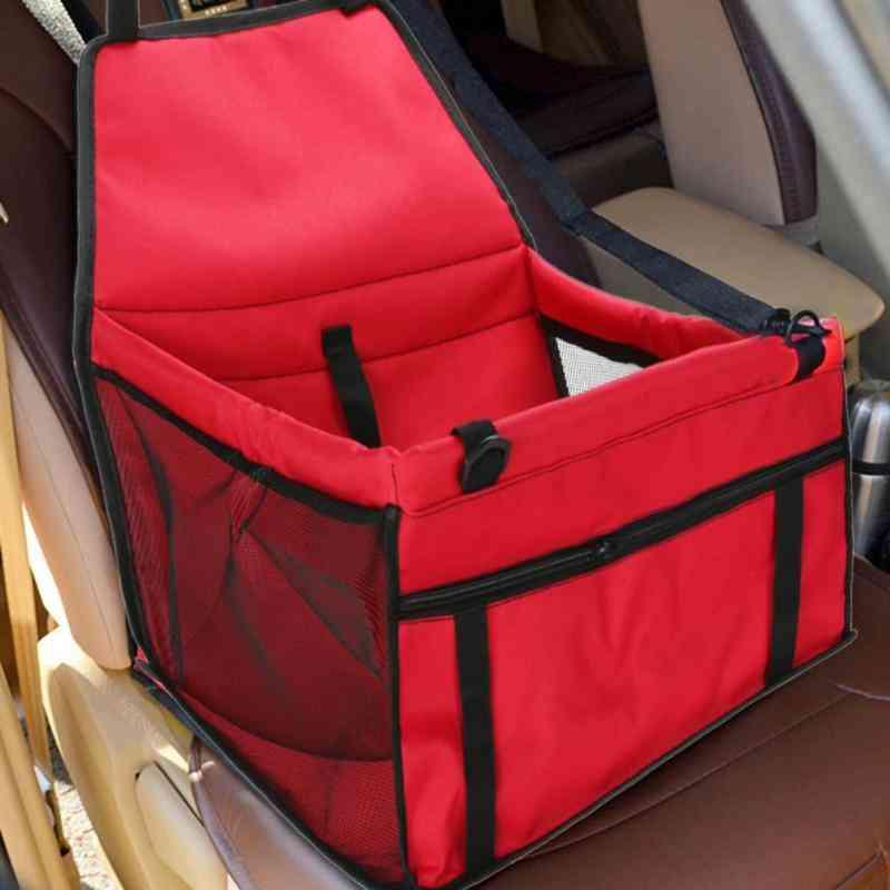 Waterproof Safe Carry Folding Pet Dog Carrier, Seat Bag