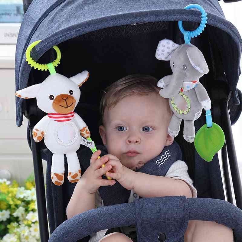 Baby Rattles Stroller Hanging Soft Toy
