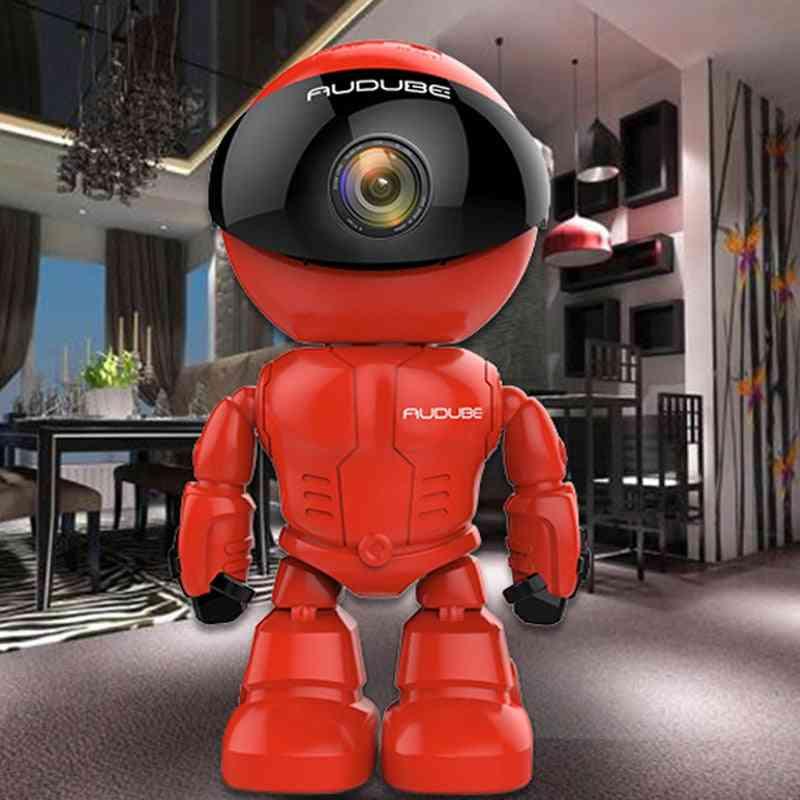 Wireless Robot - Wifi 1.0mp Camera Ip P2p Cctv Cam, Baby Monitor Surveillance Hd H.264130mp Lens