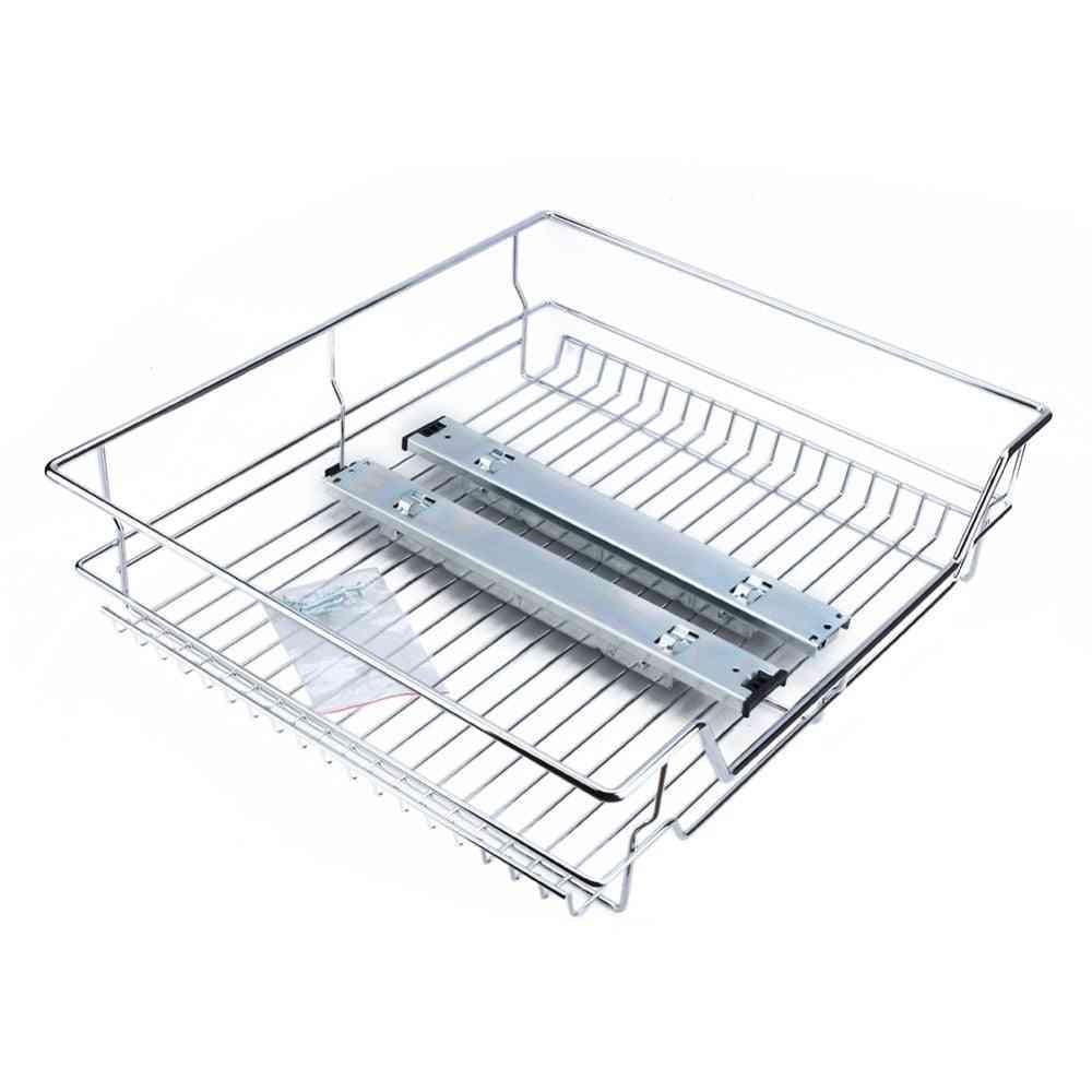 Under Shelf Storage, Pull Out Sliding Basket