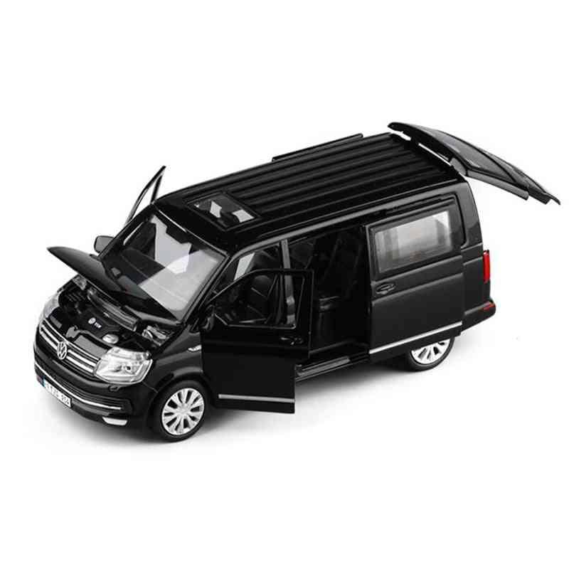 1:32 Zinc Alloy Bus, Volkswagen Multivan  Alloy Toy
