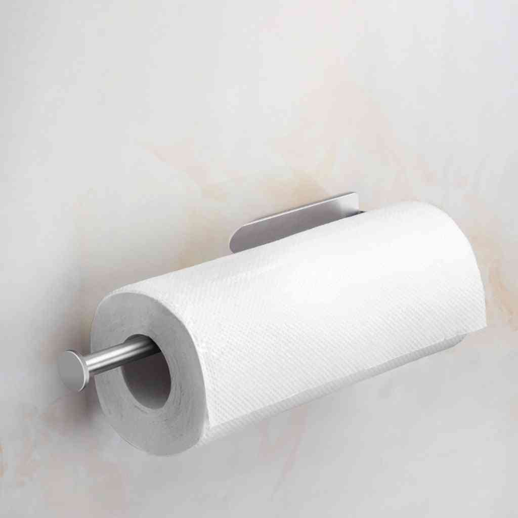 High Quality Stainless Steel Vertical Diversified Paper Towel Holder