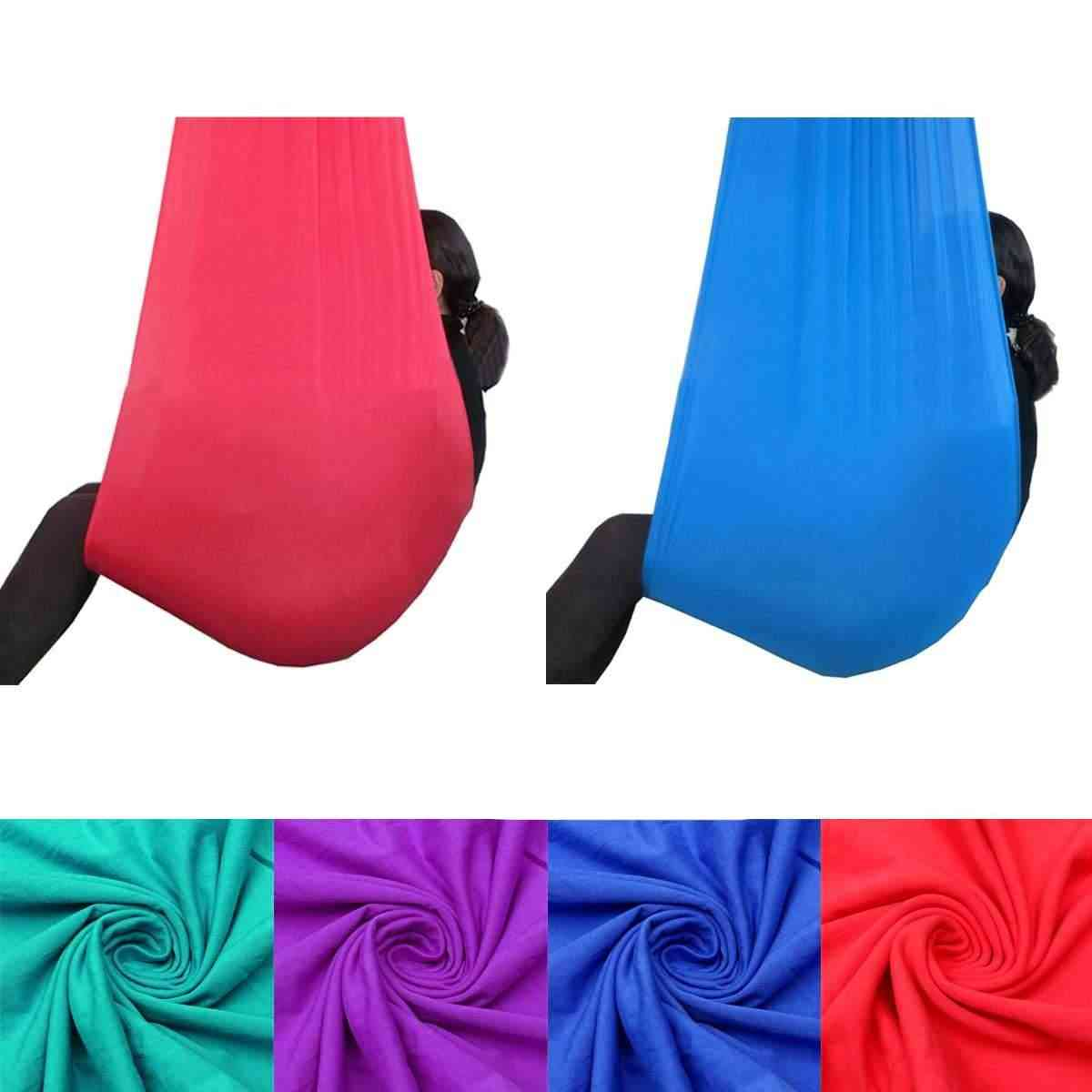 Cotton Swing Hammock For Autism Therapy, Cuddle Up, Sensory Child Parcel