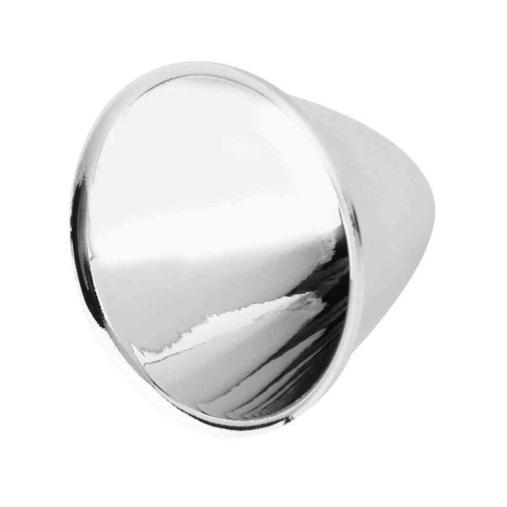 Replacement Reflector Cup Lamp, Shades Aluminum Silver- Easy To Install