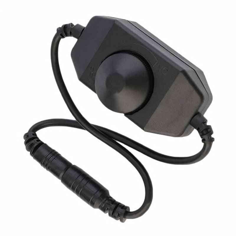 Pwm Manual Knob Dimmer Switch For Led Strip Light