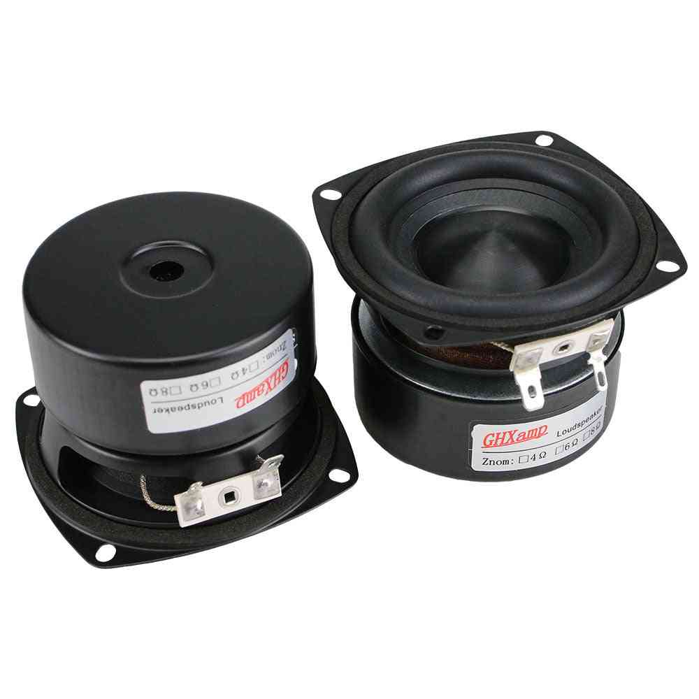 3-inch, 4-ohm, 25w- Bluetooth Sub-woofer Speaker
