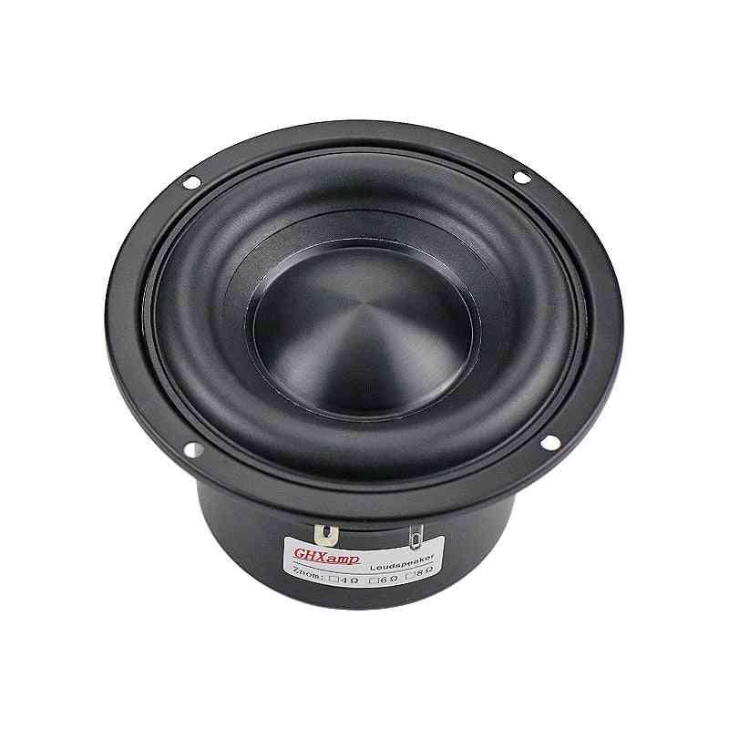 4-inch Alumina Ceramic Cap Woofer - Magnetic Bass Soundbox