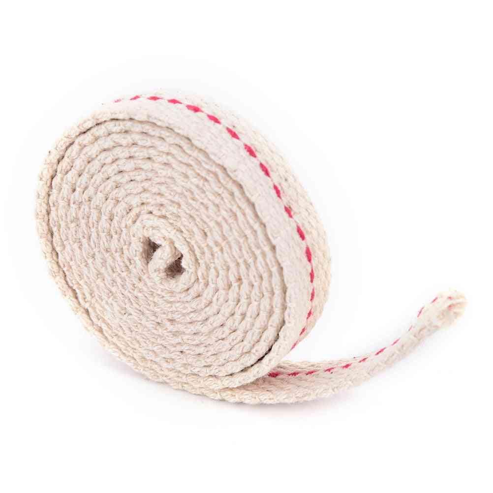 1m Strong Flat Cotton Wick Core For Kerosene Burner Stove