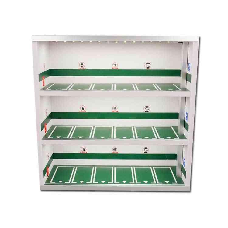 Display Cabinet Toy - Car Storage Rack Shelf