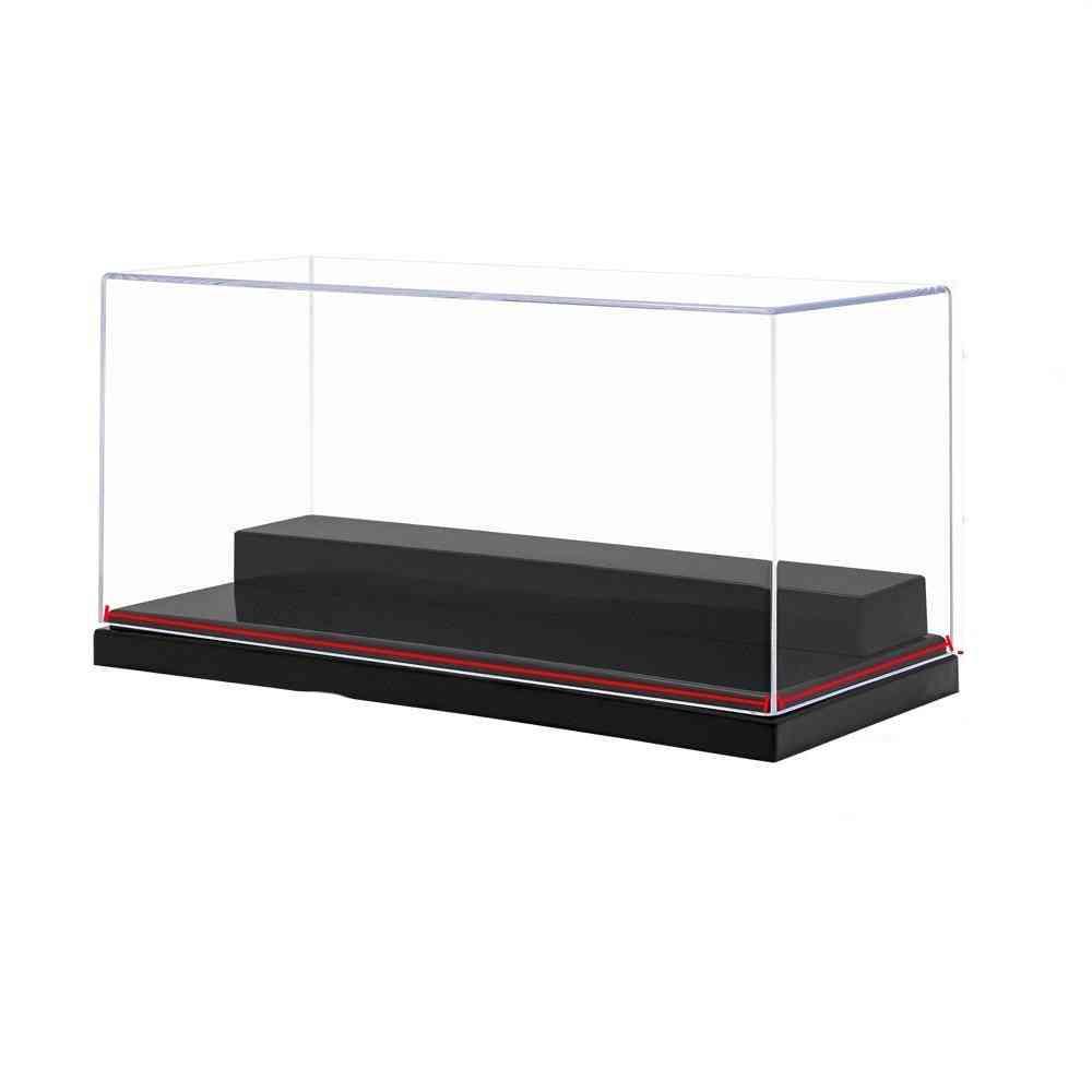 Acrylic Display, 2 Steps Case/box -dustproof