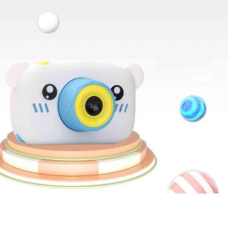 Portable 1300w Hd Digital Camera - Cute Cartoon Bear Shape