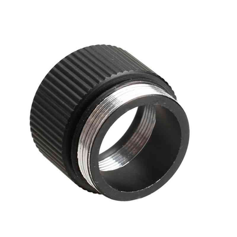 Extension Ring-tube Joint Adapter For Flashlight