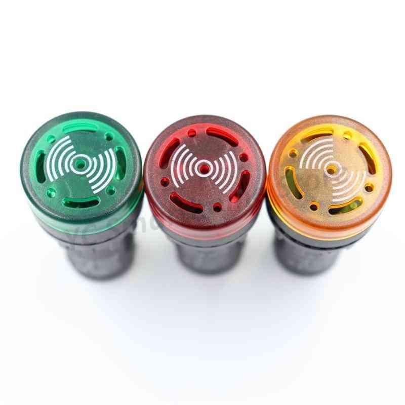 Led Flash Alarm Indicator, And Light Signal Lamp Flash Buzzer