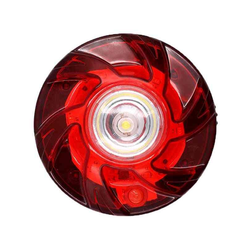 Led Road Safety Flare, Car Emergency Light - Magnetic Flashing Strobe