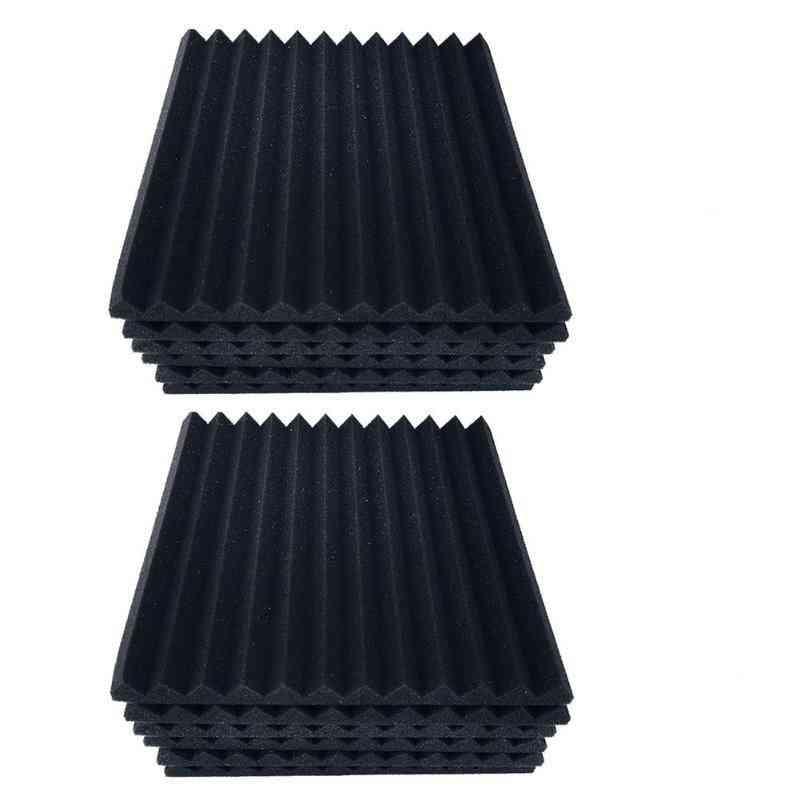 Soundproofing Sponge Cotton Indoor Acoustic- Insulation Foam Noise Reduction