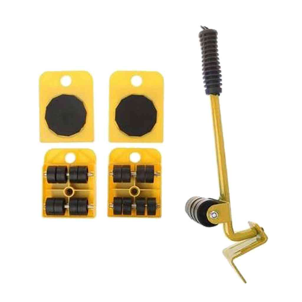 5 In 1 Heavy Things Carrier Moving Object Handling Tools