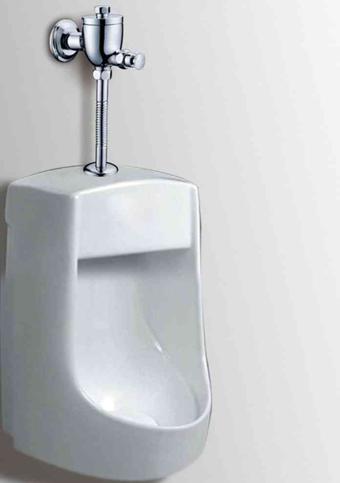 High Quality Hand-press Delay Urinal Flush Valve