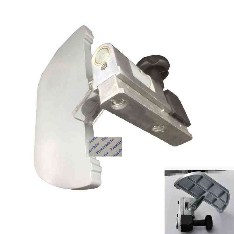 Location Position Slotted Block Stop Stopper, With Scaling Magnifier