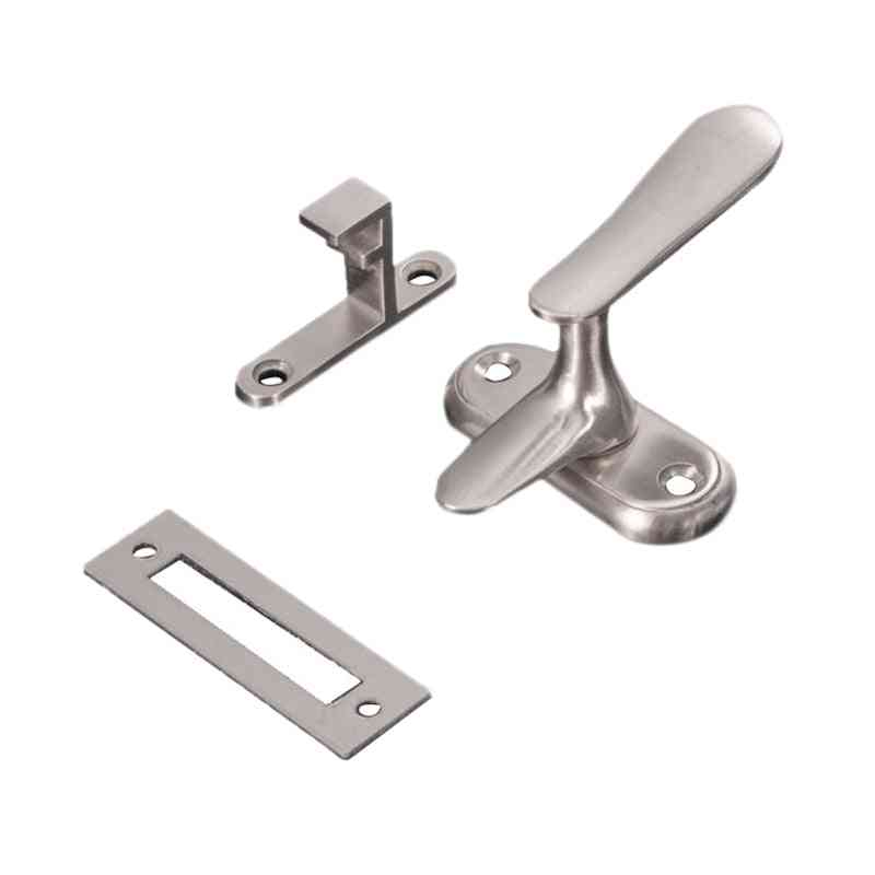 Stainless Steel Door Bolts Wood Window & Bathroom Lock Latch