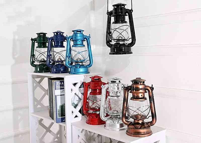High Quality Iron Vintage Kerosene Lamp