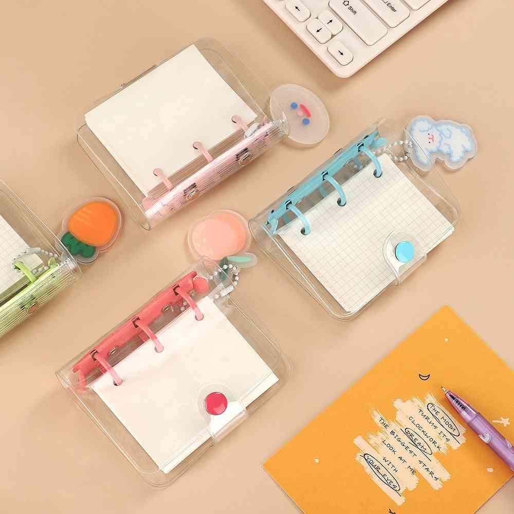 Creative Notebook Ring Binder