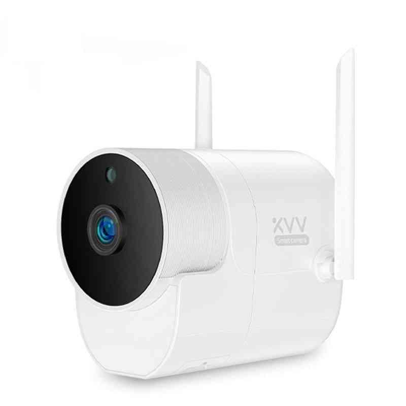 Surveillance Smart Camera With  360 1080p, Night-vision
