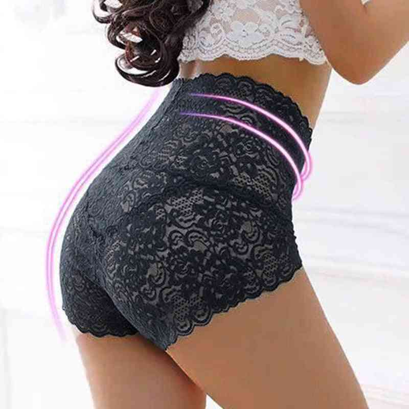 Womens Lace Underwear - Soft Sexy Briefs Panties