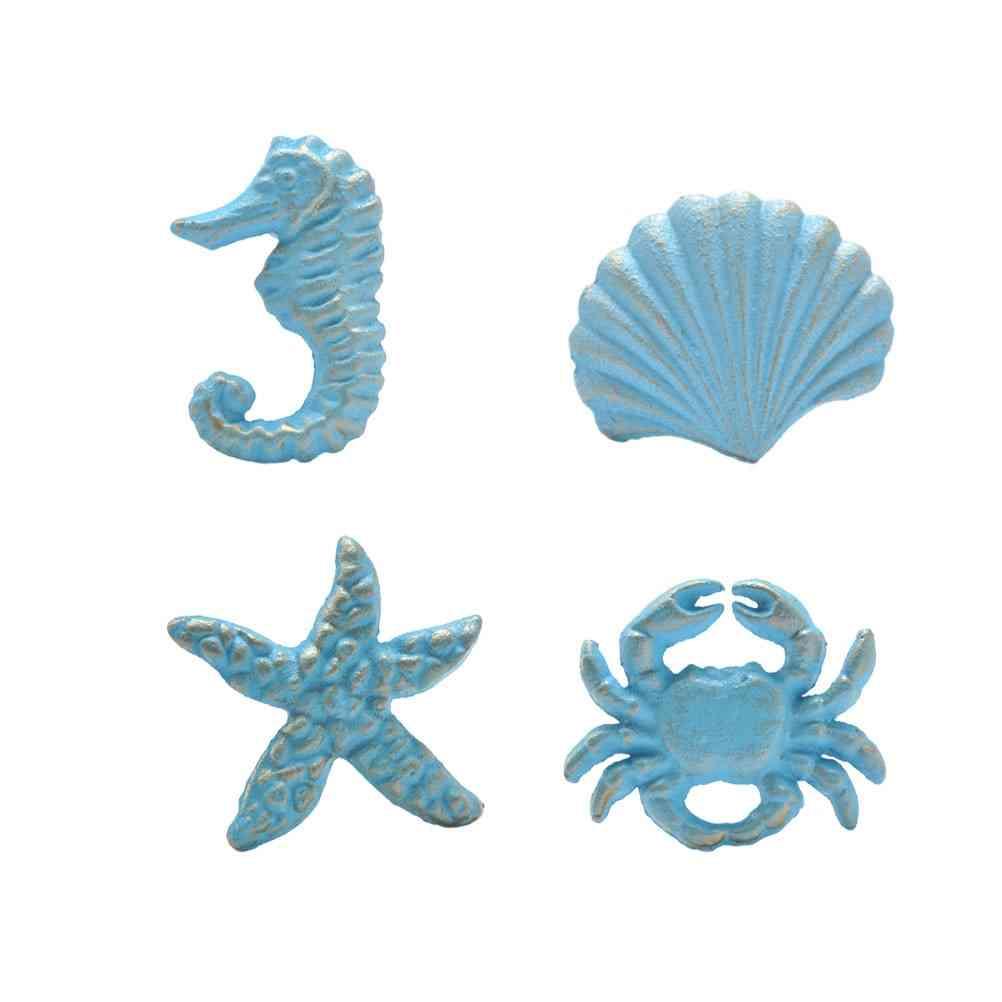 Marine Animal Door Handle - Sea Theme Cabinet