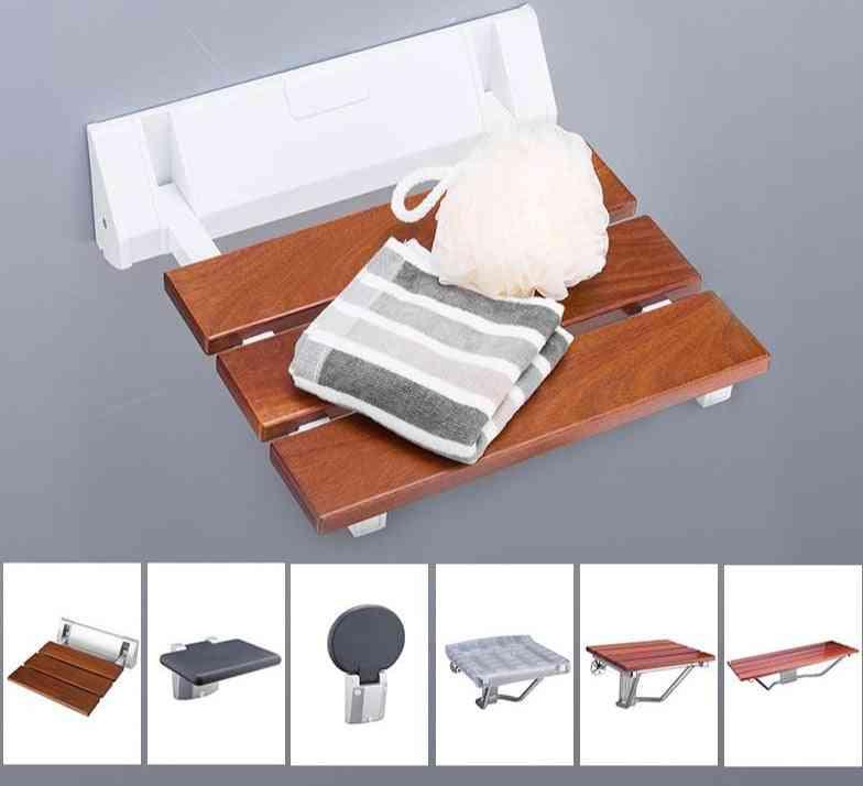Wall Mounted, Foldable Shower Seats