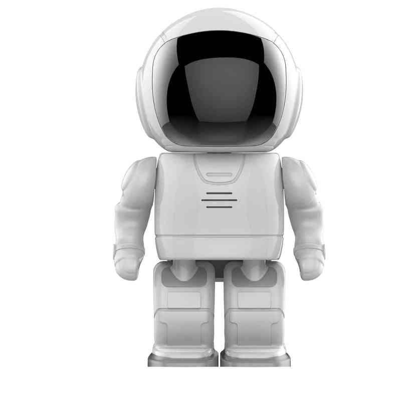 Ip Camera Robot - Mutiple Languages Remote Surveillance Alarm Ios/android Cctv-cam