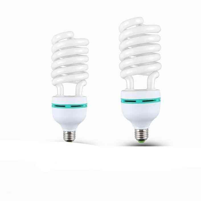 High Power Spiral Tube Energy Saving Environmental Protection - E27 Light Bulb