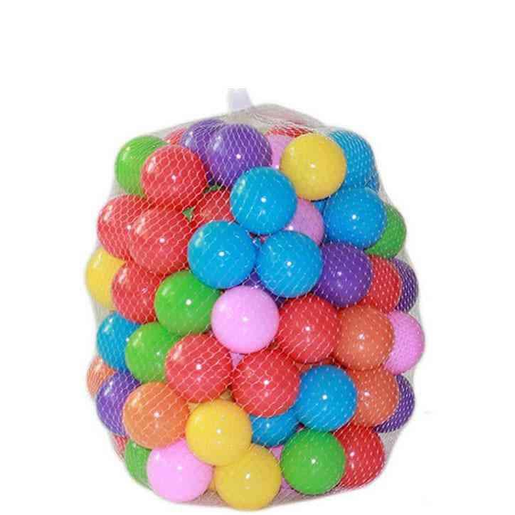 Portable Ball Pit With Basketball Hoop - Dry Ball Pool Folding Ballenbak Toy