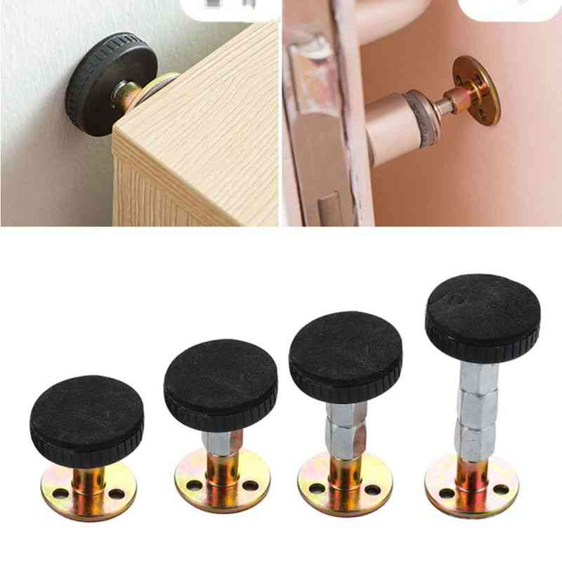 Bed Stabilizer- Self Adhesive And Adjustable, Furniture Fixed Wall Bracket