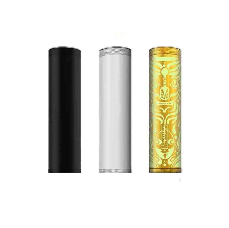 Soulkeeper Mech Mod 110 W Support Single 18650/20700/21700 Battery E-cigarette