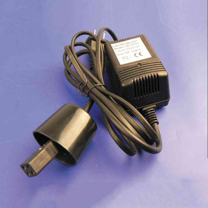 Water Treatment Ultraviolet Light, Bactericidal And Sterilizing Uv Lamp - Power Adapter With Plug Ballast