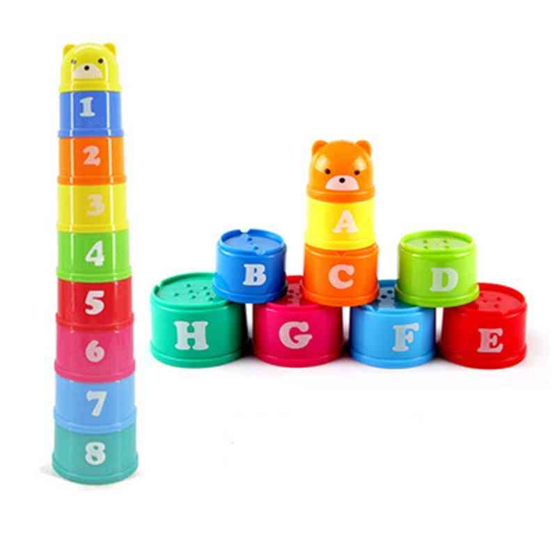 Stacking Cups - Early Educationals Toy